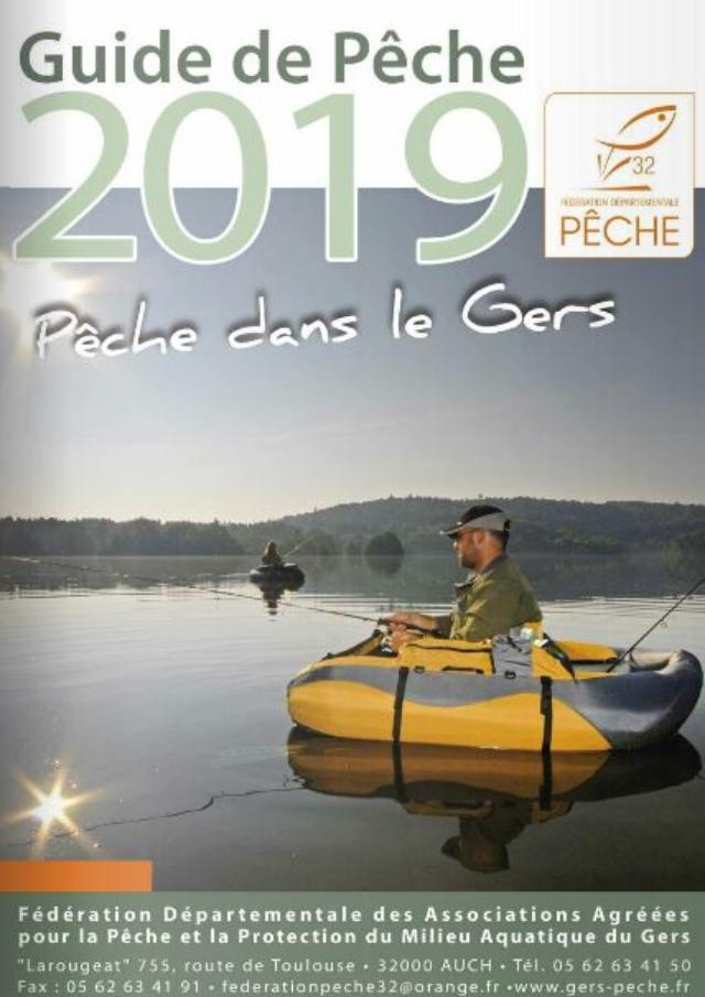 Guide Peche Gers
