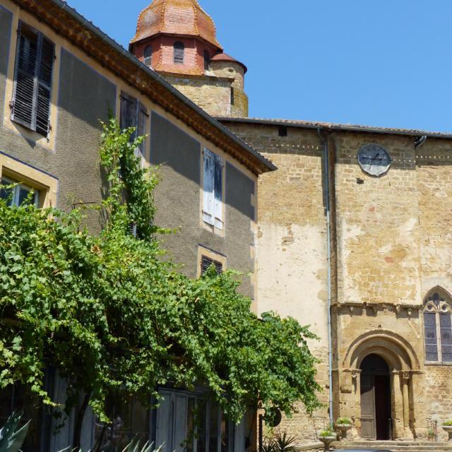 Aignan église
